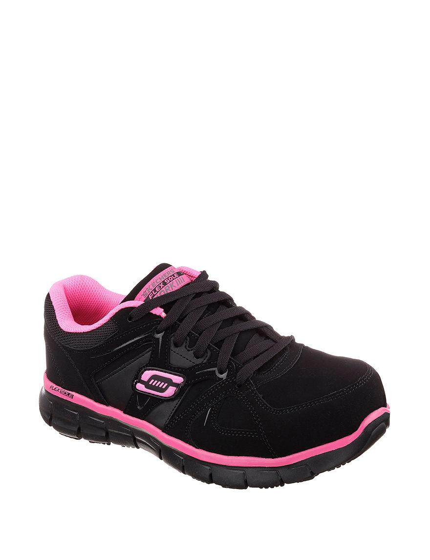 Skechers Black Slip Resistant