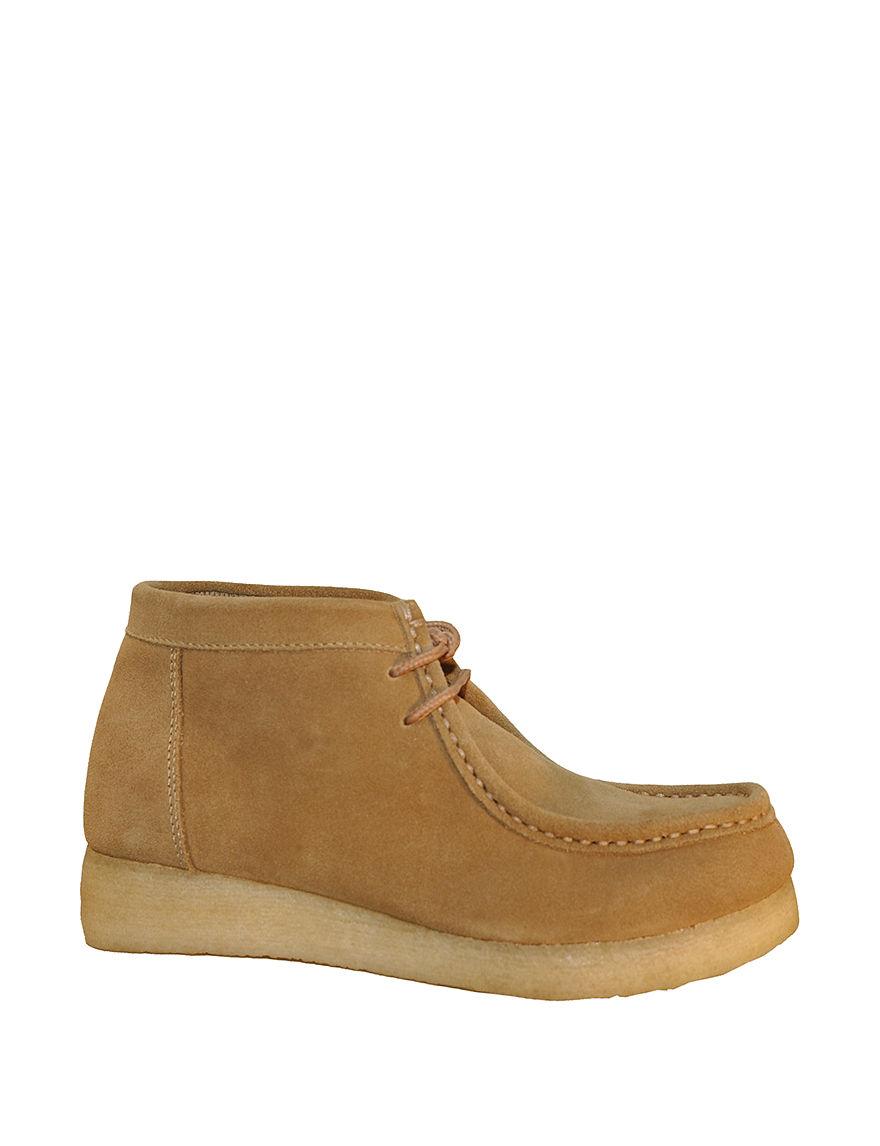 Roper Tan Chukka Boots