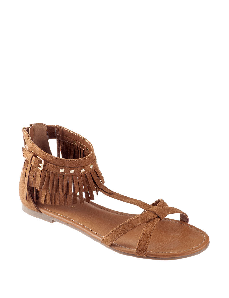 Indigo Rd.  Flat Sandals