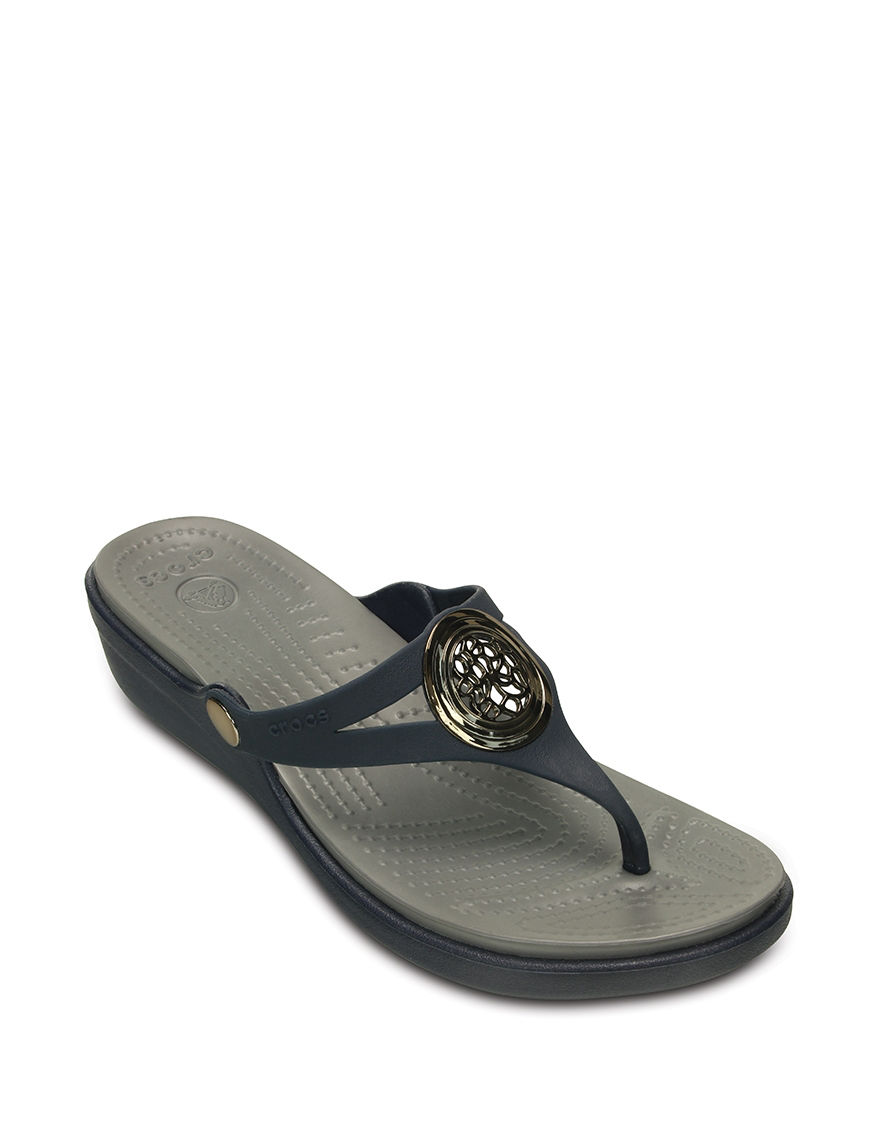 Crocs  Wedge Sandals