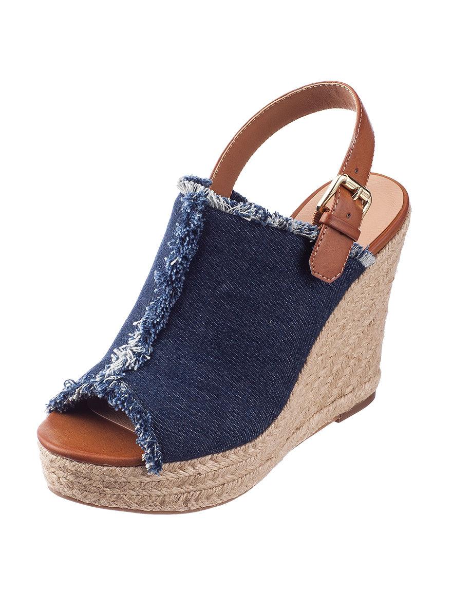 Indigo Rd.  Wedge Sandals
