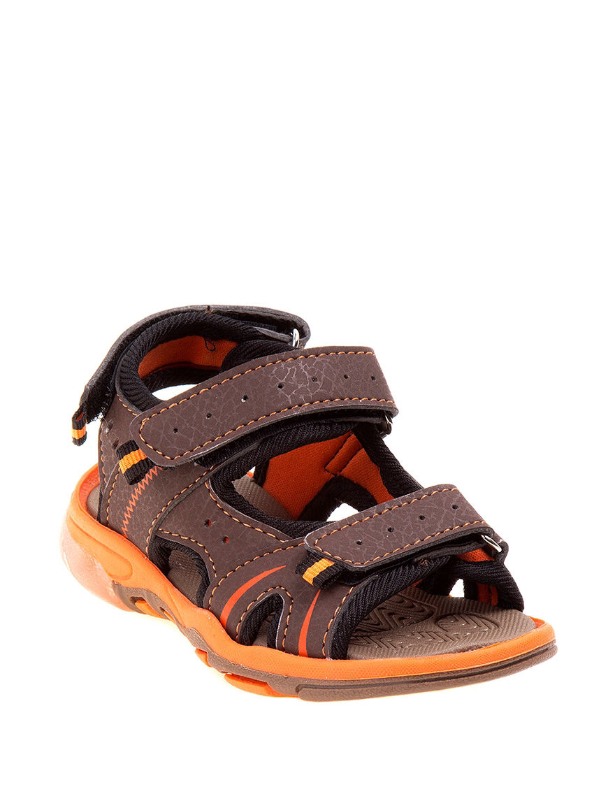 Rugged Bear Brown / Red