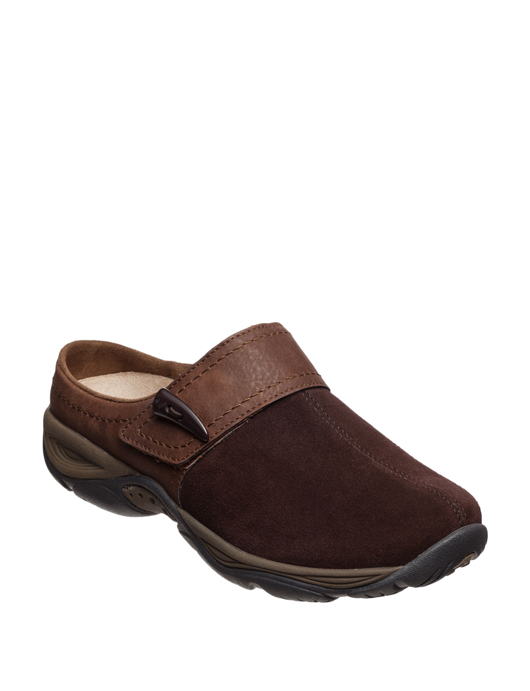 Easy Spirit Brown Comfort