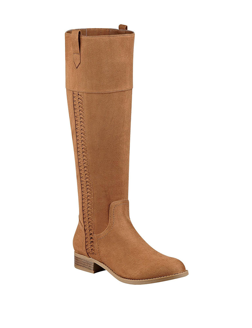 Indigo Rd. Toffee Riding Boots