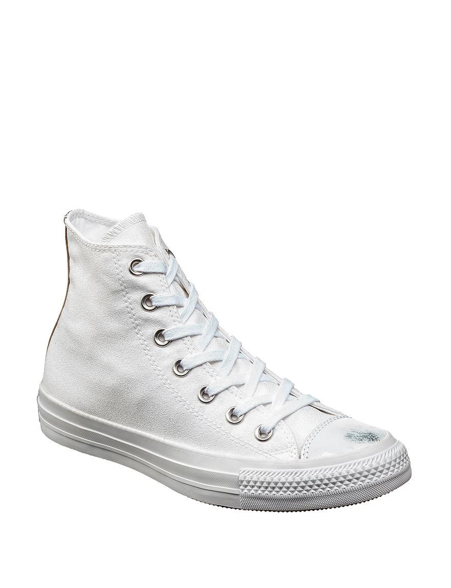 Converse White / Silver