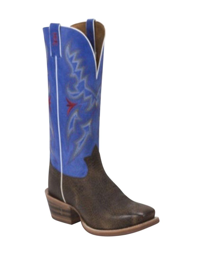 Tony Lama Tan Western & Cowboy Boots