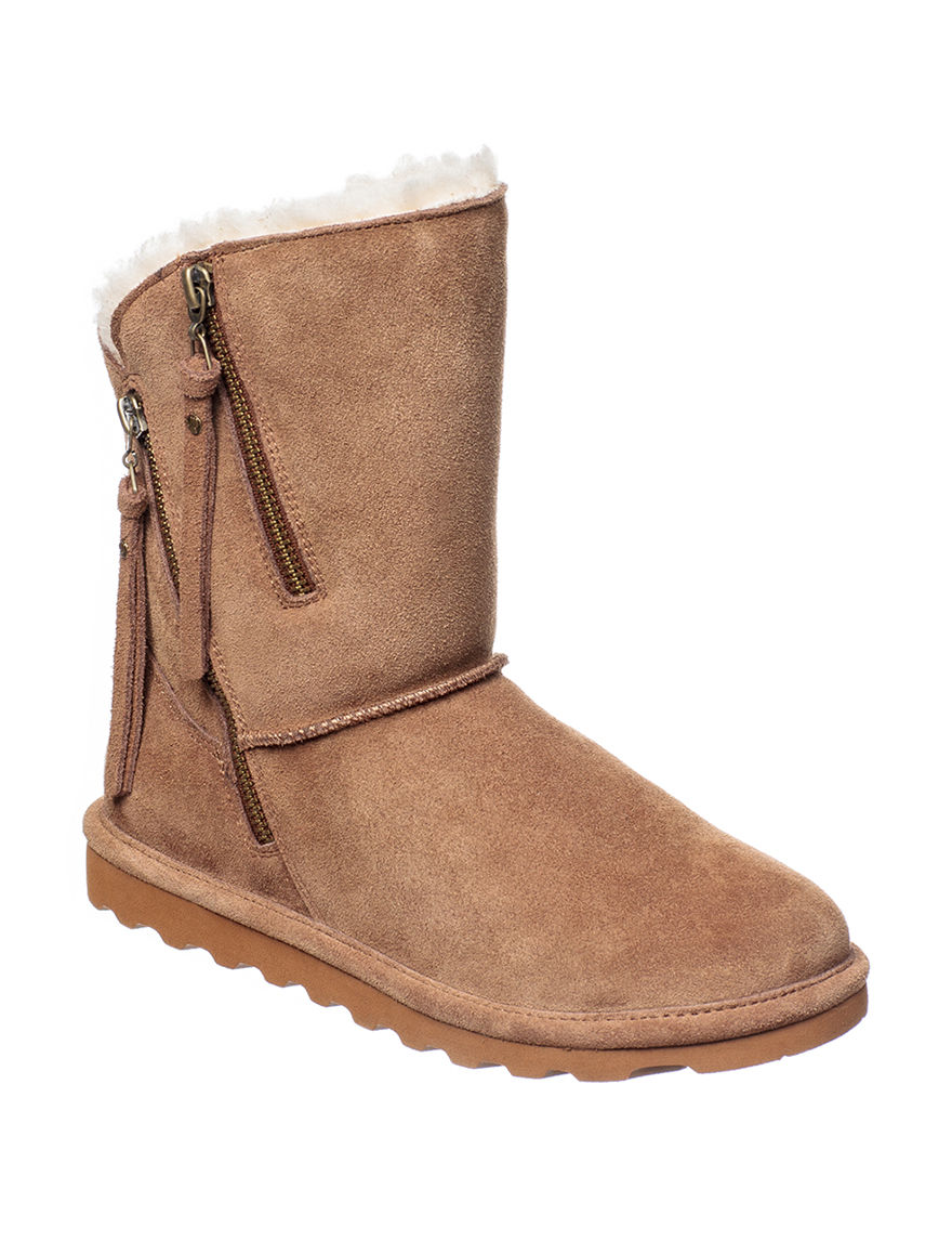 Bearpaw Brown Ankle Boots & Booties