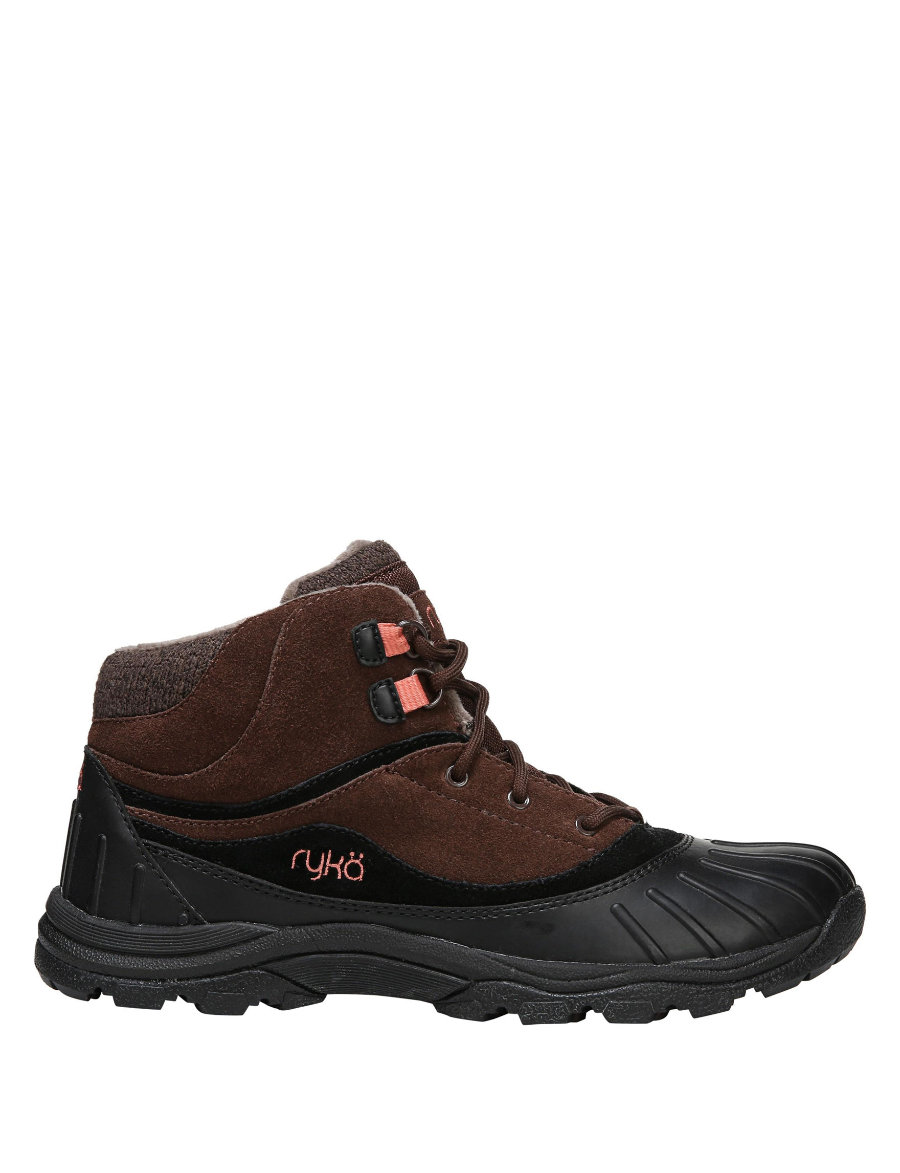 Ryka Brown Multi Hiking Boots Comfort