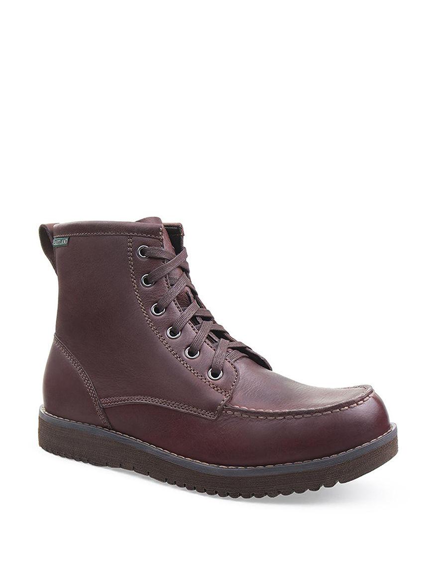Eastland Walnut Winter Boots