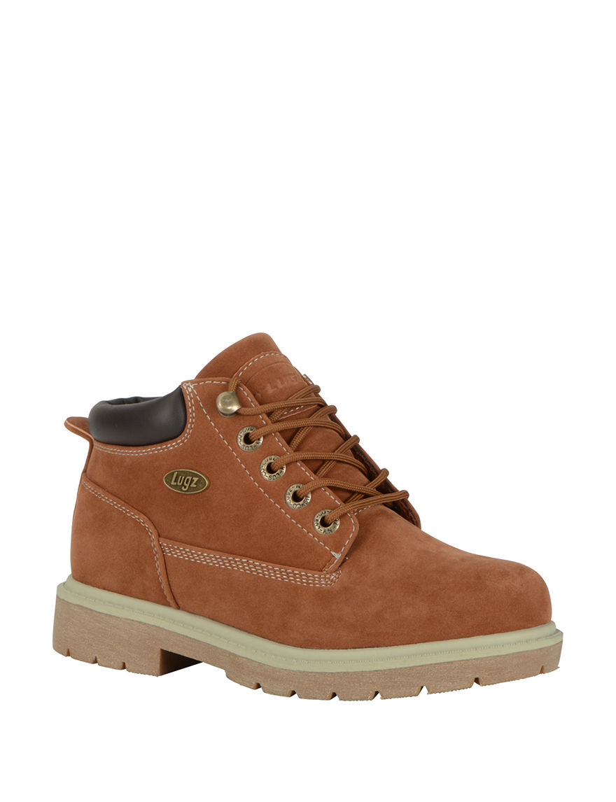Lugz Rust Ankle Boots & Booties