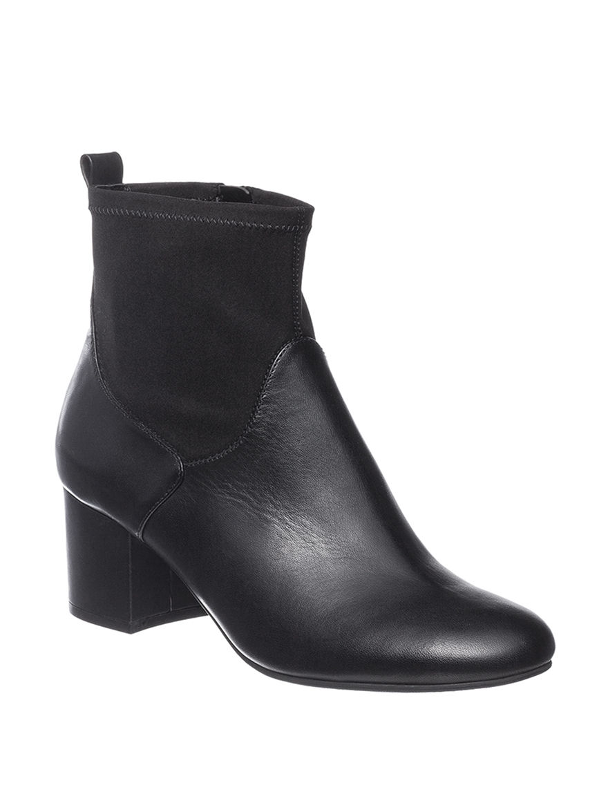 Nine West Black Ankle Boots & Booties