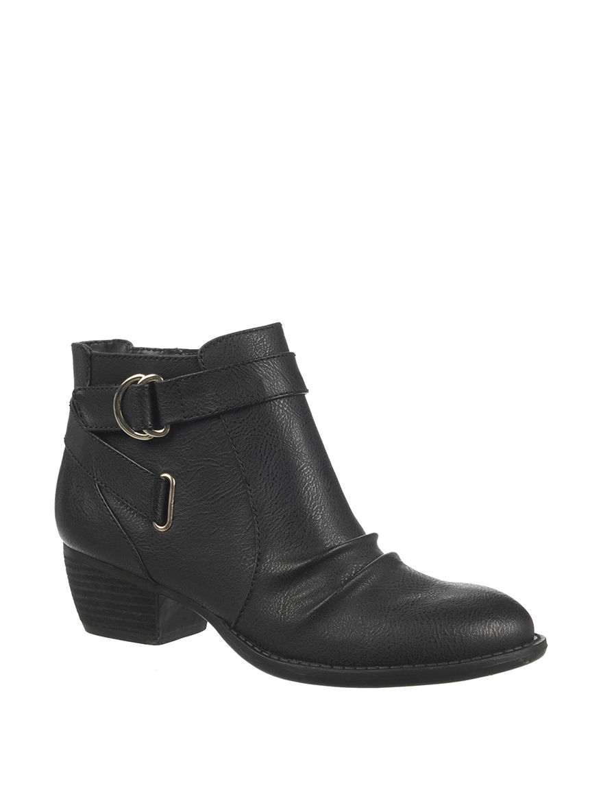 Dr. Scholl's Dark Brown Ankle Boots & Booties