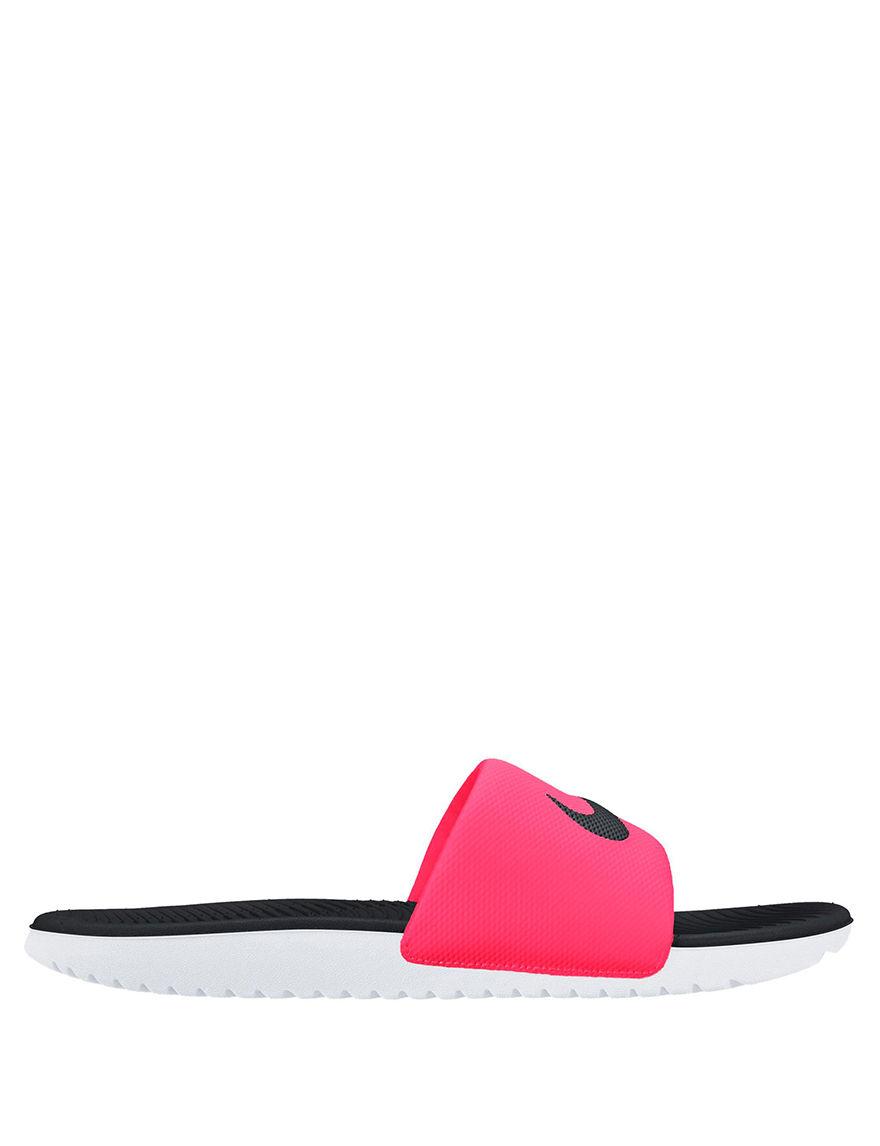 Nike Pink Slide Sandals Sport Sandals