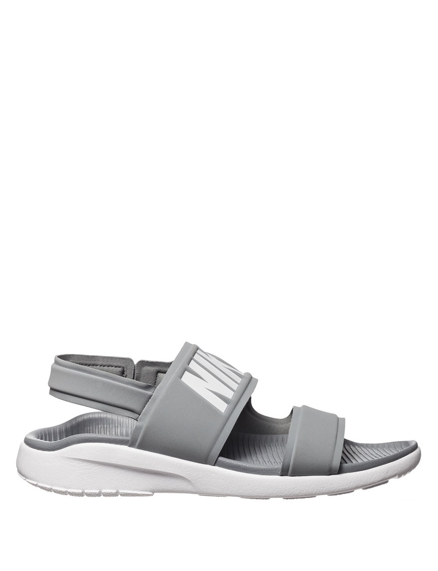 outlet store 06377 ced41 Nike Women s Tanjun Athletic Sandals   Stage Stores