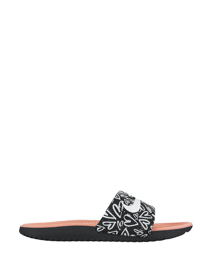 3c6b6b6ef Nike Kawa Slide Print Sandals - Toddler Girls 5-13