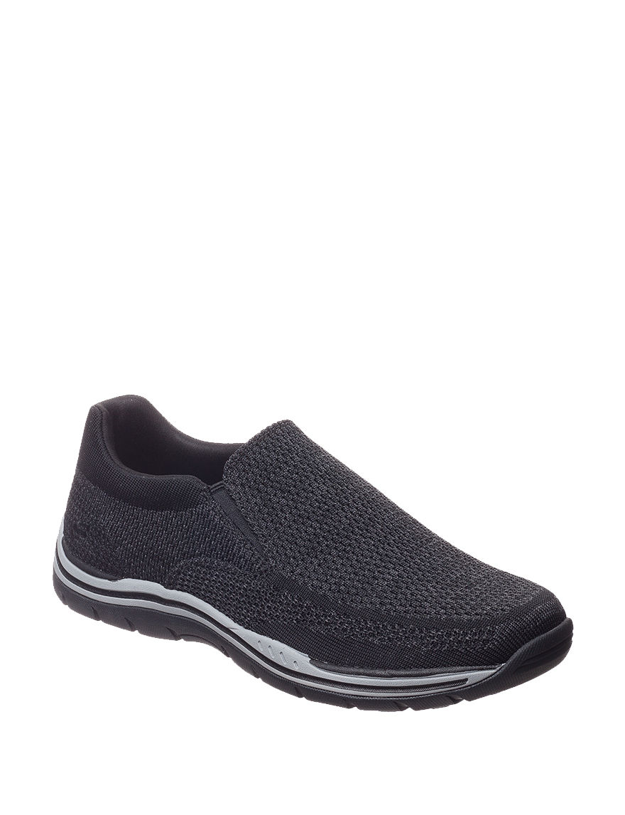 competitive price 04326 f1a10 Skechers Men s Relaxed Fit Expected Gomel Slip-On Shoes