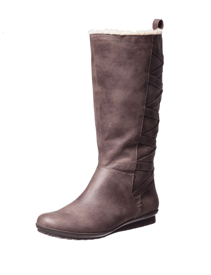Cliffs Brown Ankle Boots & Booties