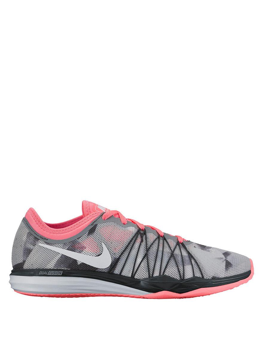 Nike Grey / Pink