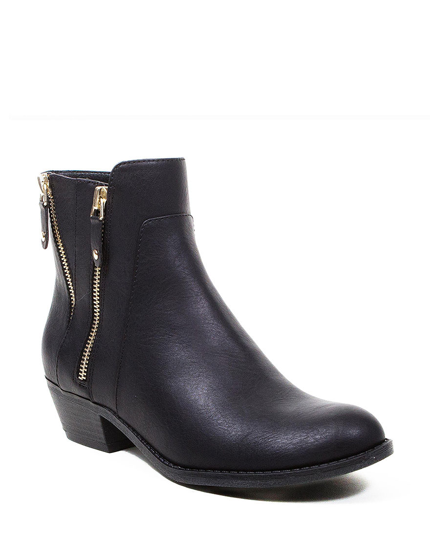 Soft Comfort Black Ankle Boots & Booties