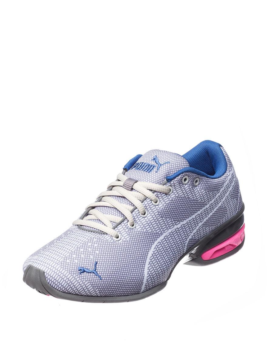 Puma Grey / Blue