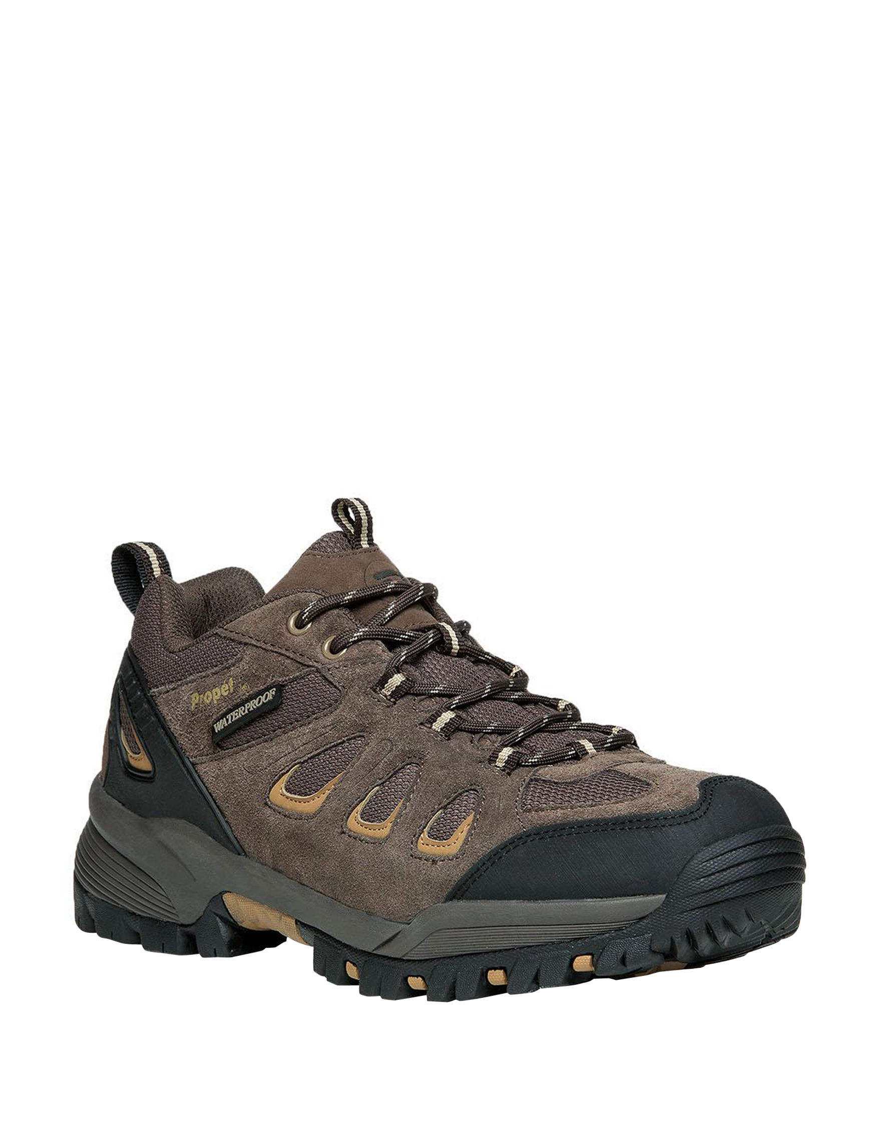 Propet Brown Hiking Boots