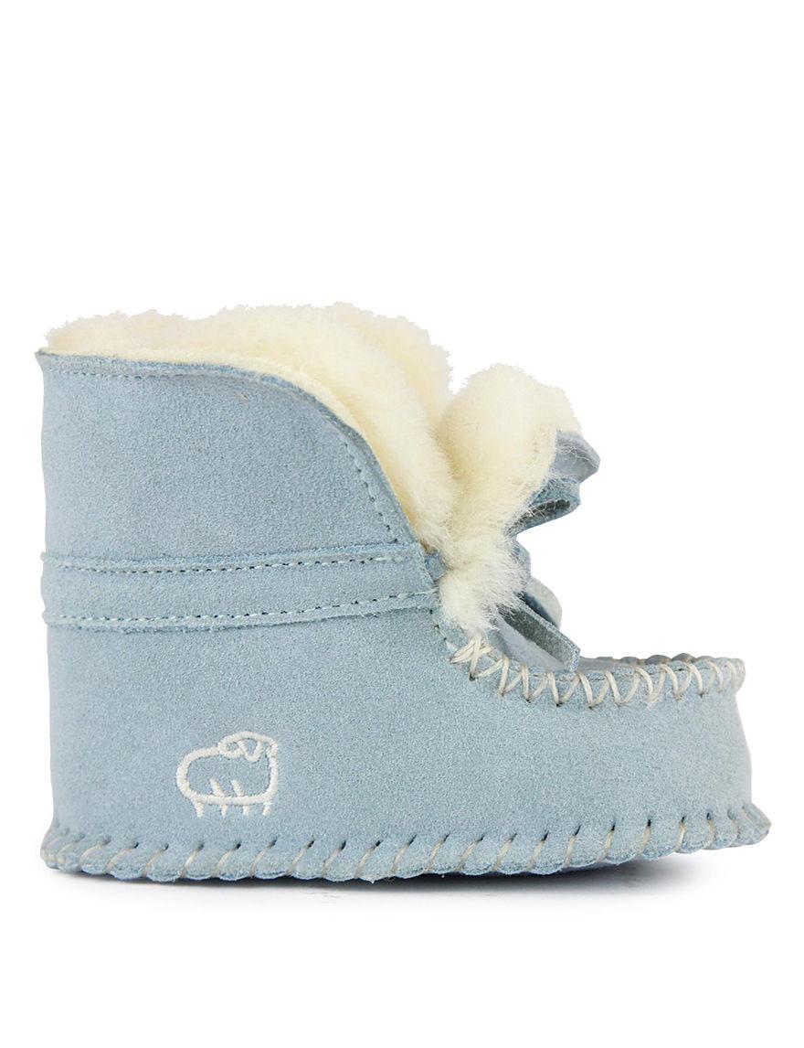 LAMO Footwear Baby Blue