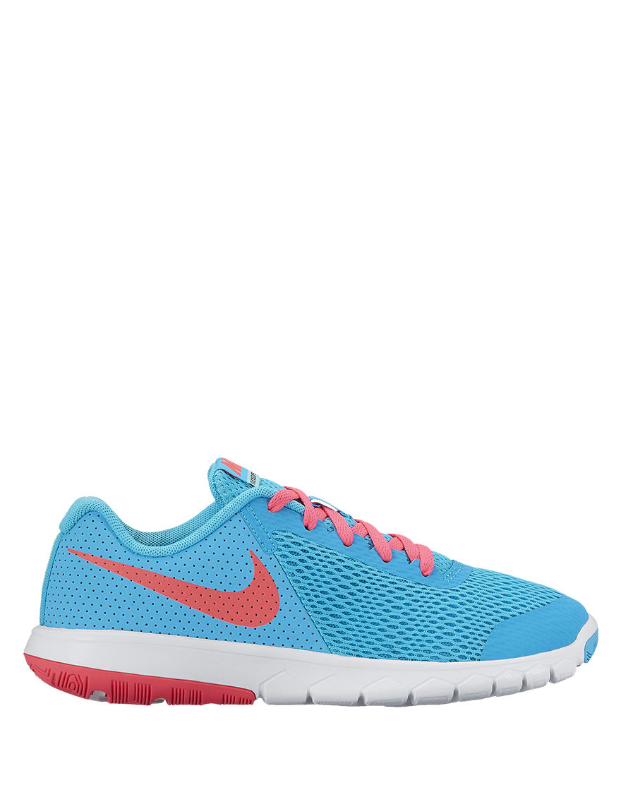 9ca310c73b8b4 Nike Flex Experience 5 Athletic Shoes- Girls 4-6
