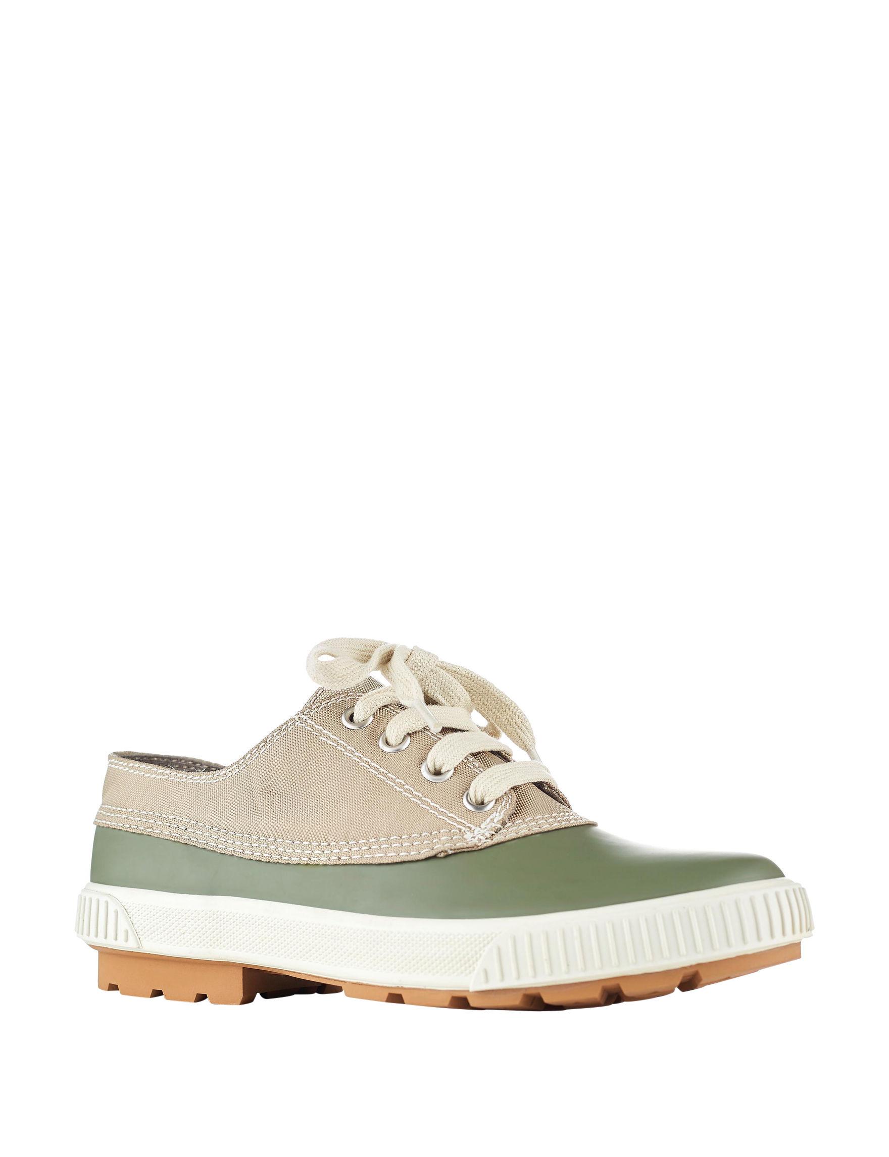 Cougar Green Rain Boots