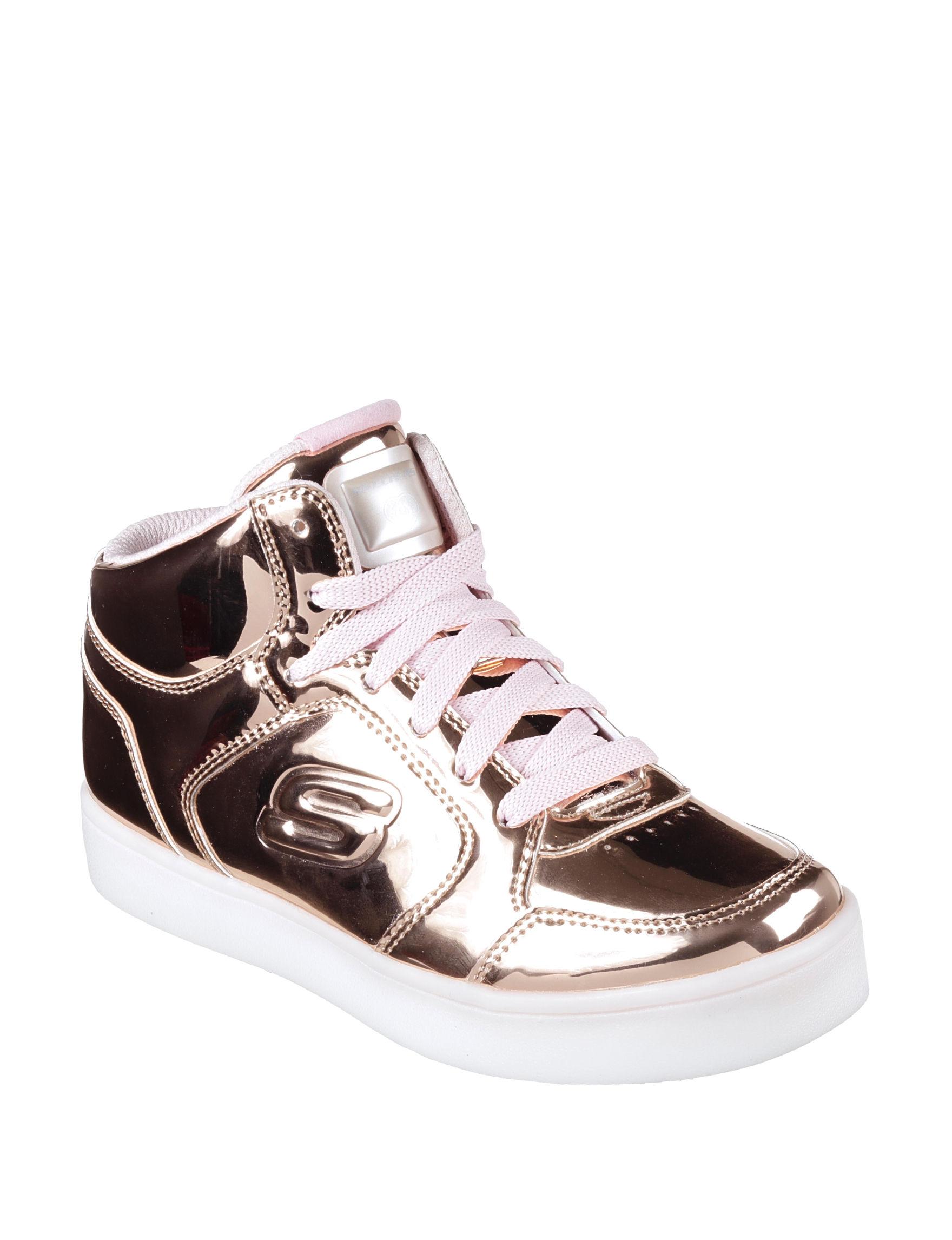 Skechers Rose Gold