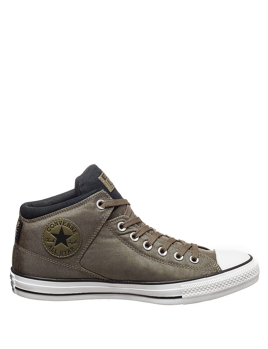 903ea5eeb72c Converse Chuck Taylor All Star Hi Street Cordura Shoes
