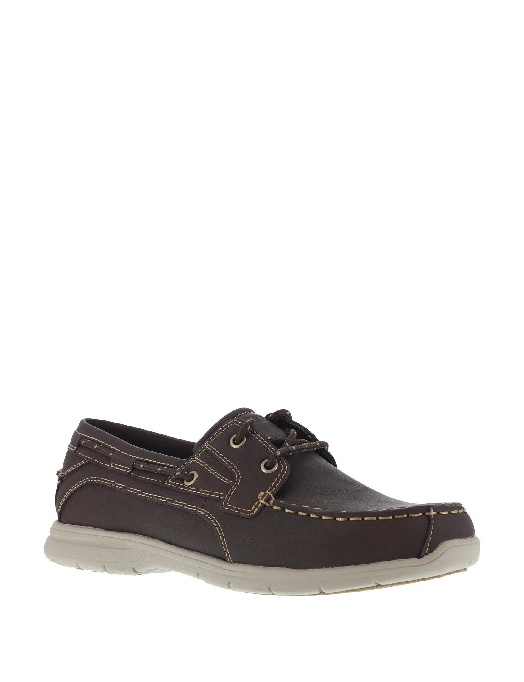 Grabbers Brown Slip Resistant