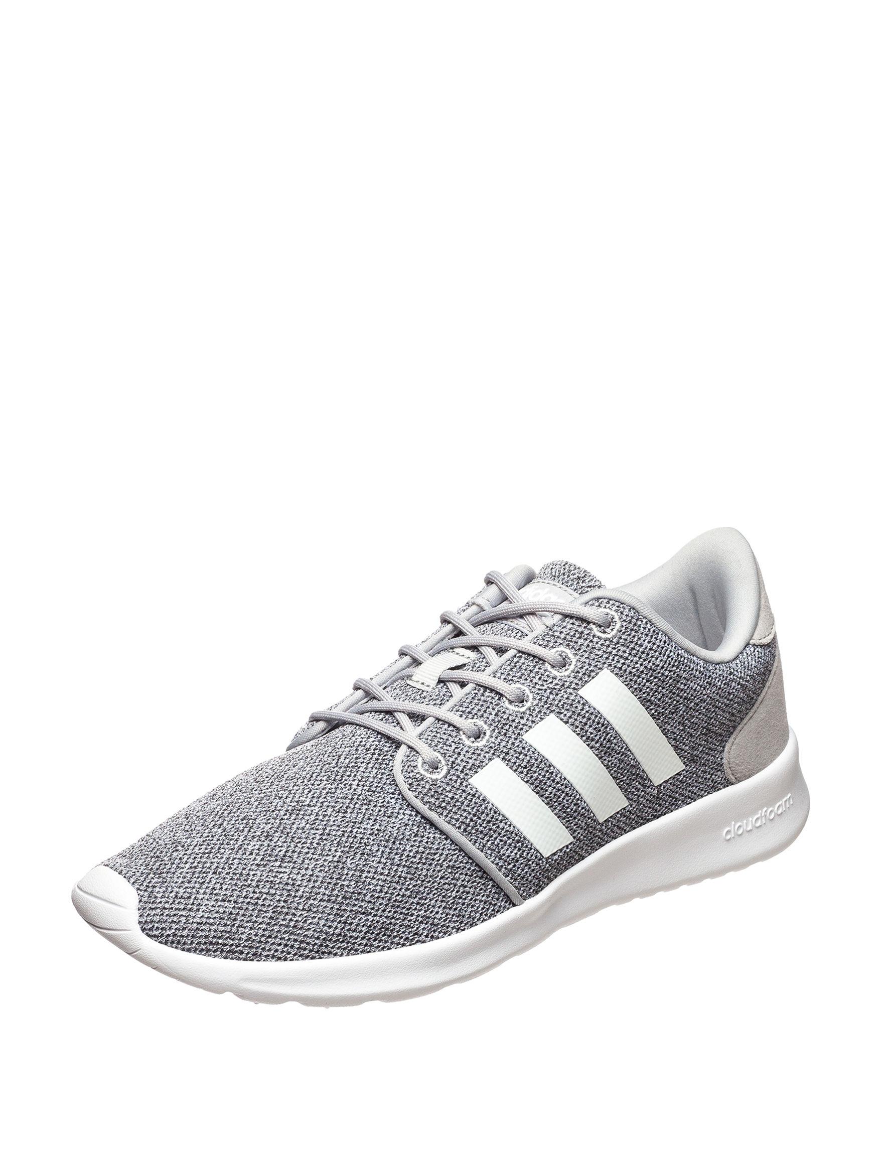 Adidas Grey / White