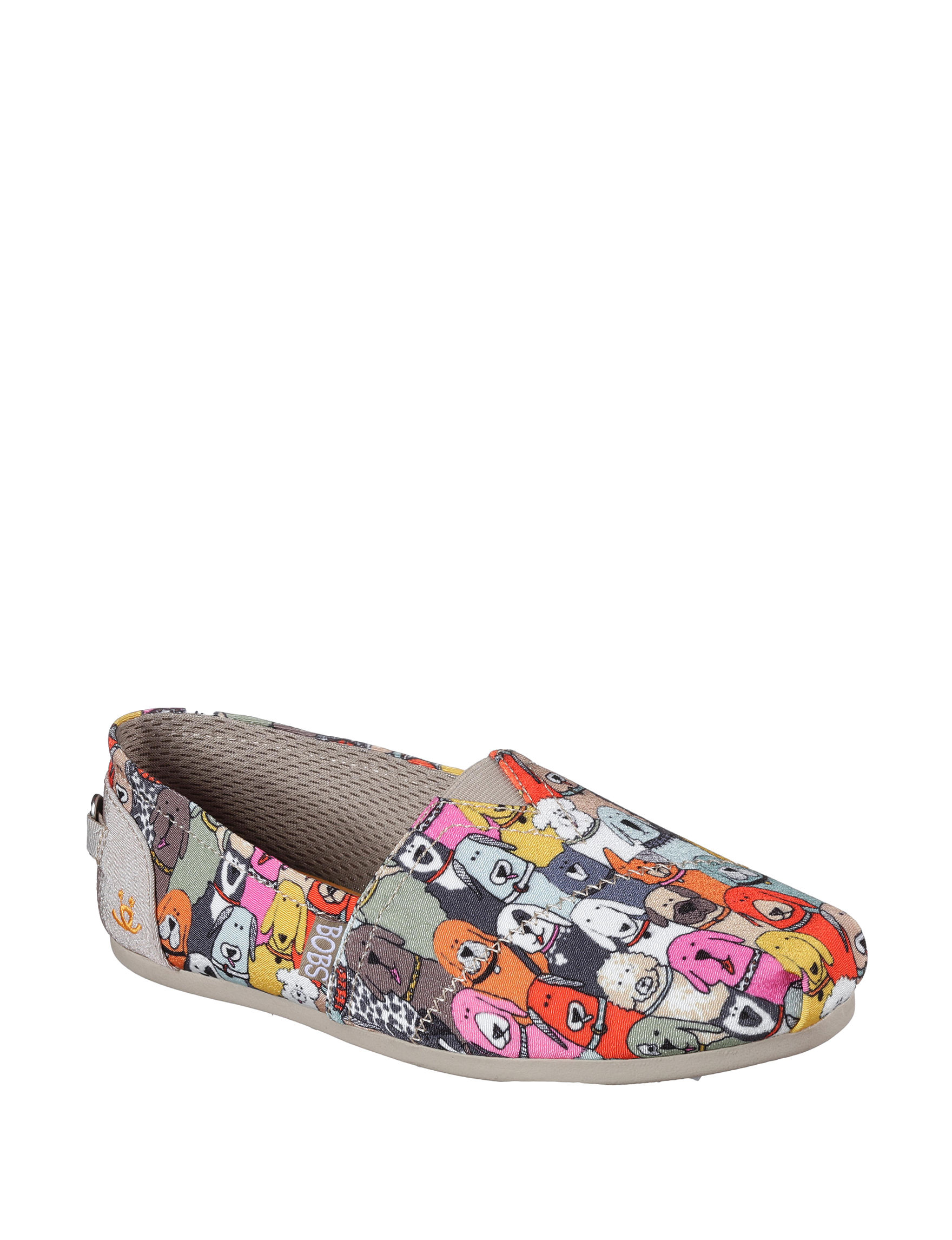 2e139d623df ... UPC 190872296752 product image for Skechers BOBS Plush Wag Party Shoes  - Multi - 9 ...