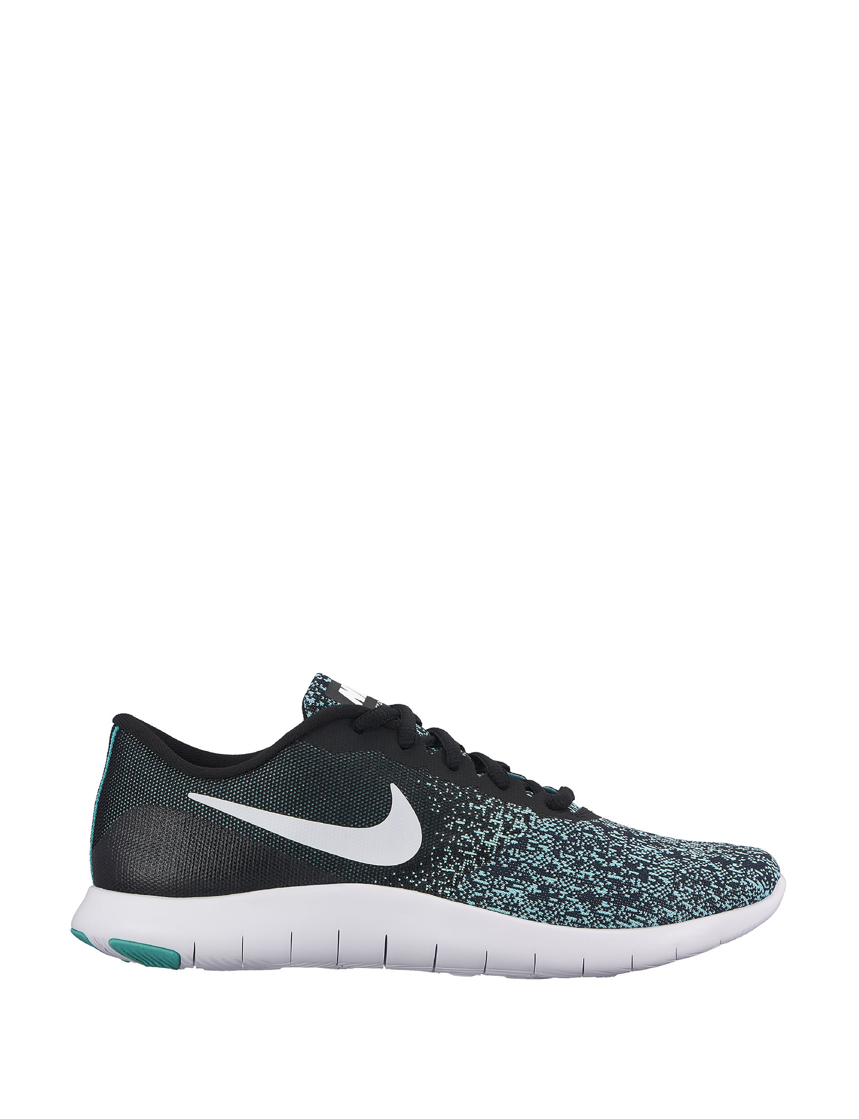 Nike Black / Aqua