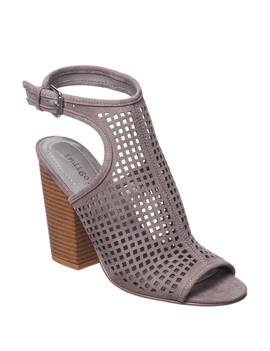 Indigo Rd.  Ankle Boots & Booties Peep Toe