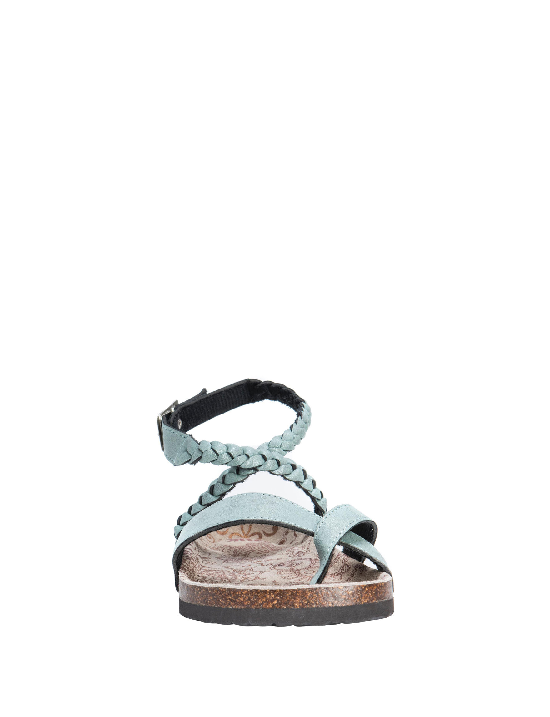 dfb47a2b825 Muk Luks Jade Flat Sandals