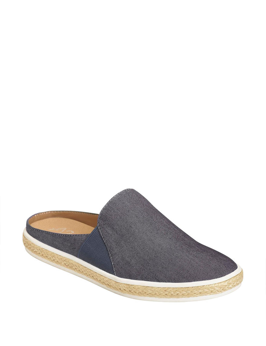 A2 by Aerosoles Yellow Espadrille