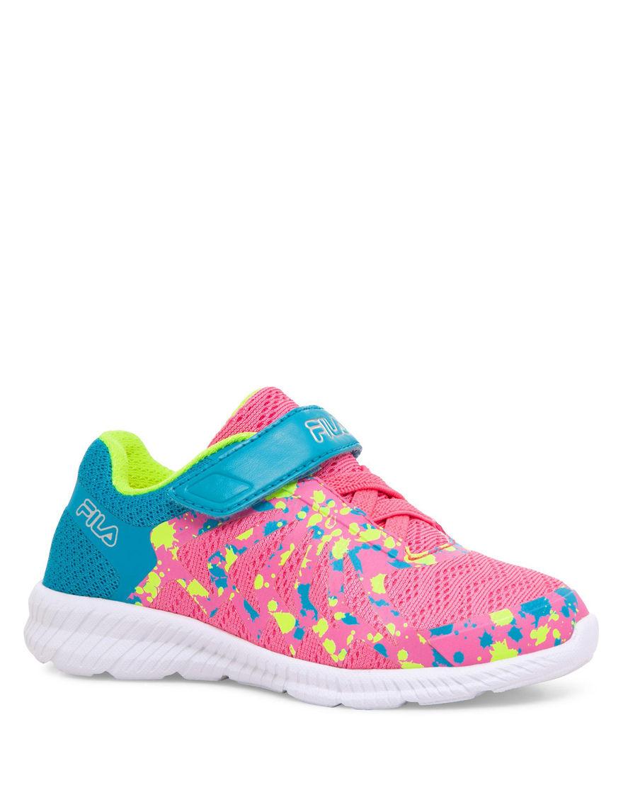 Fila Faction 2 Print Athletic Shoes Toddler Girls 5 10
