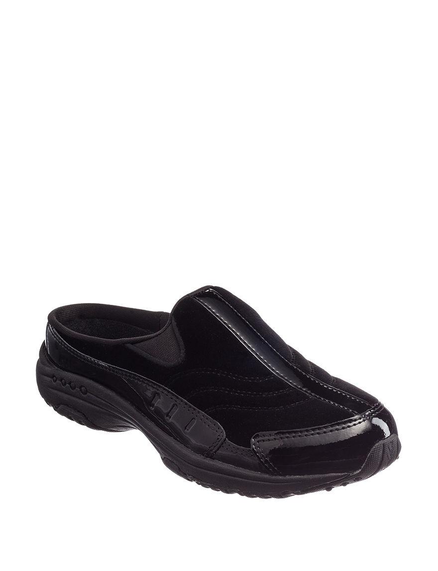 Easy Spirit Black Comfort Shoes