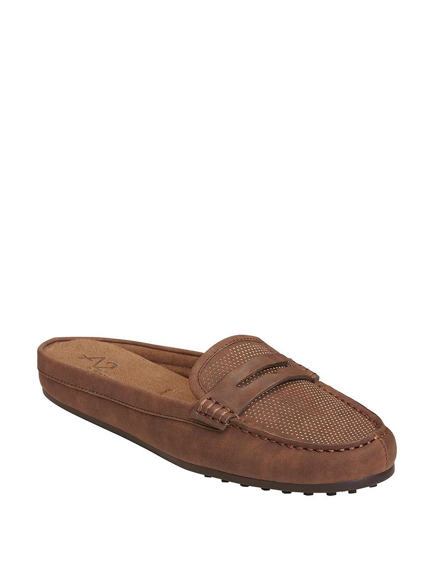A2 by Aerosoles Brown Comfort Shoes