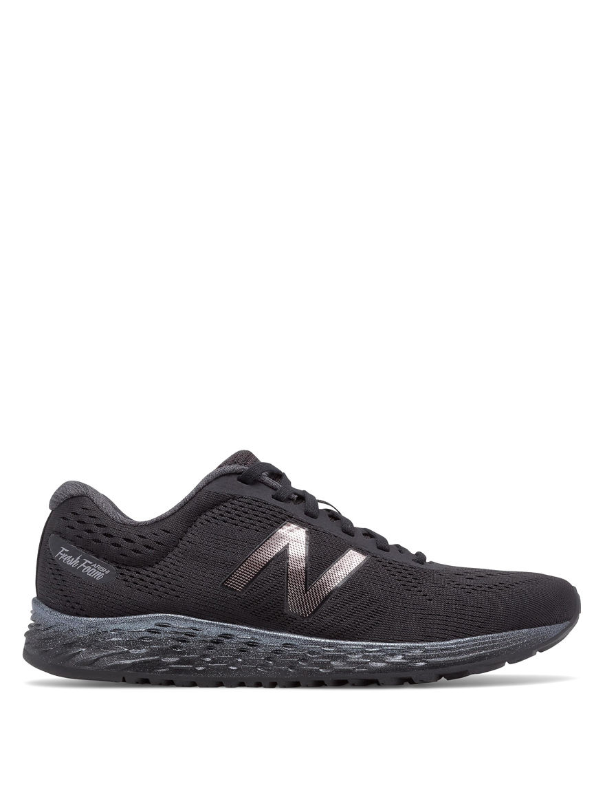 New Balance Black / Gold