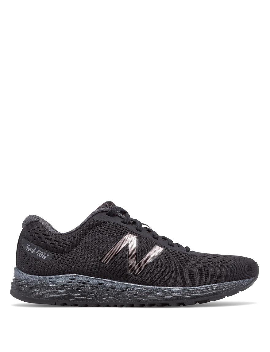 New Balance Black / Gold