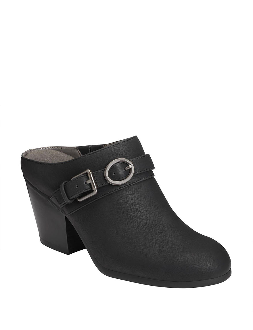 A2 by Aerosoles Black Ankle Boots & Booties