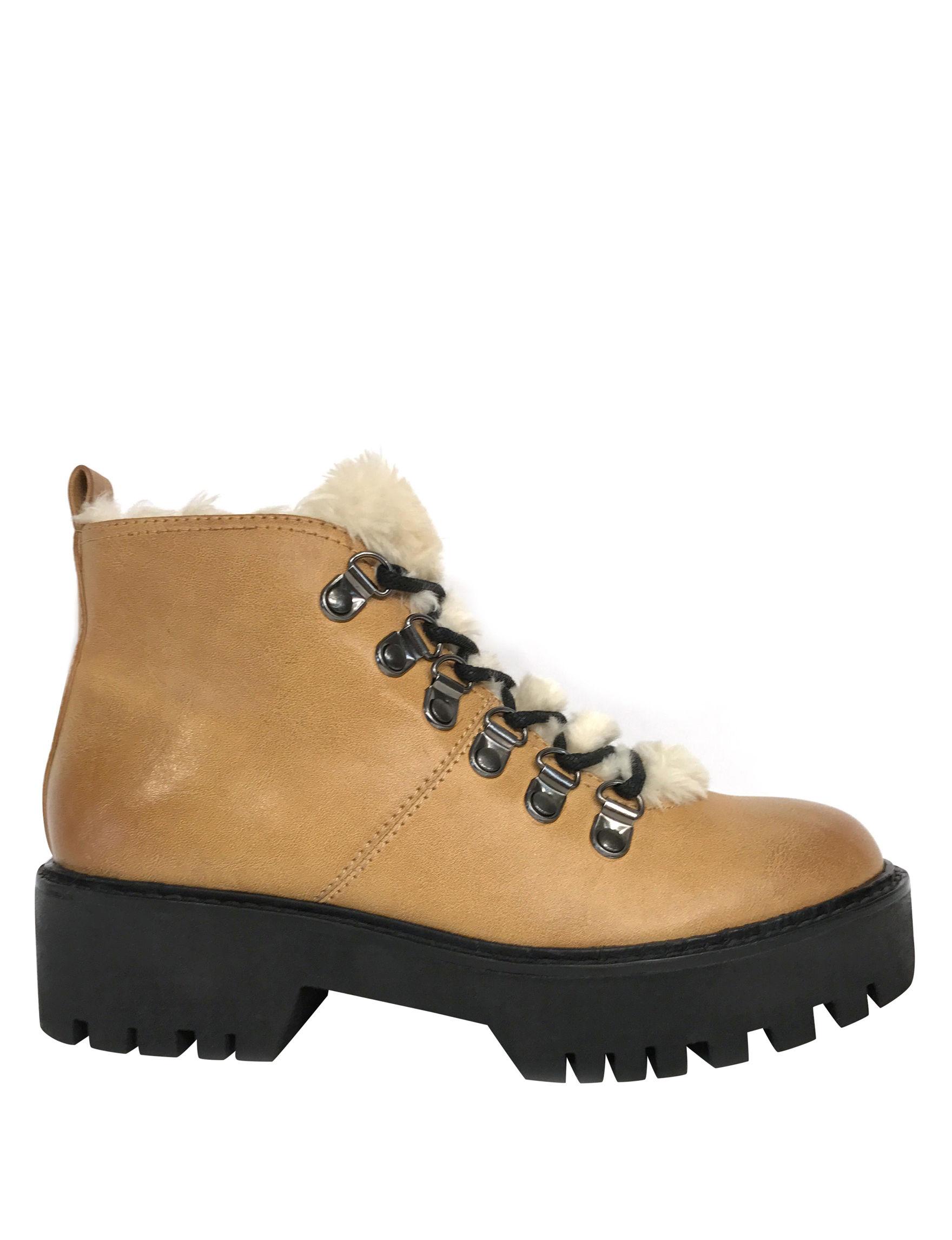 Groove Footwear Cognac
