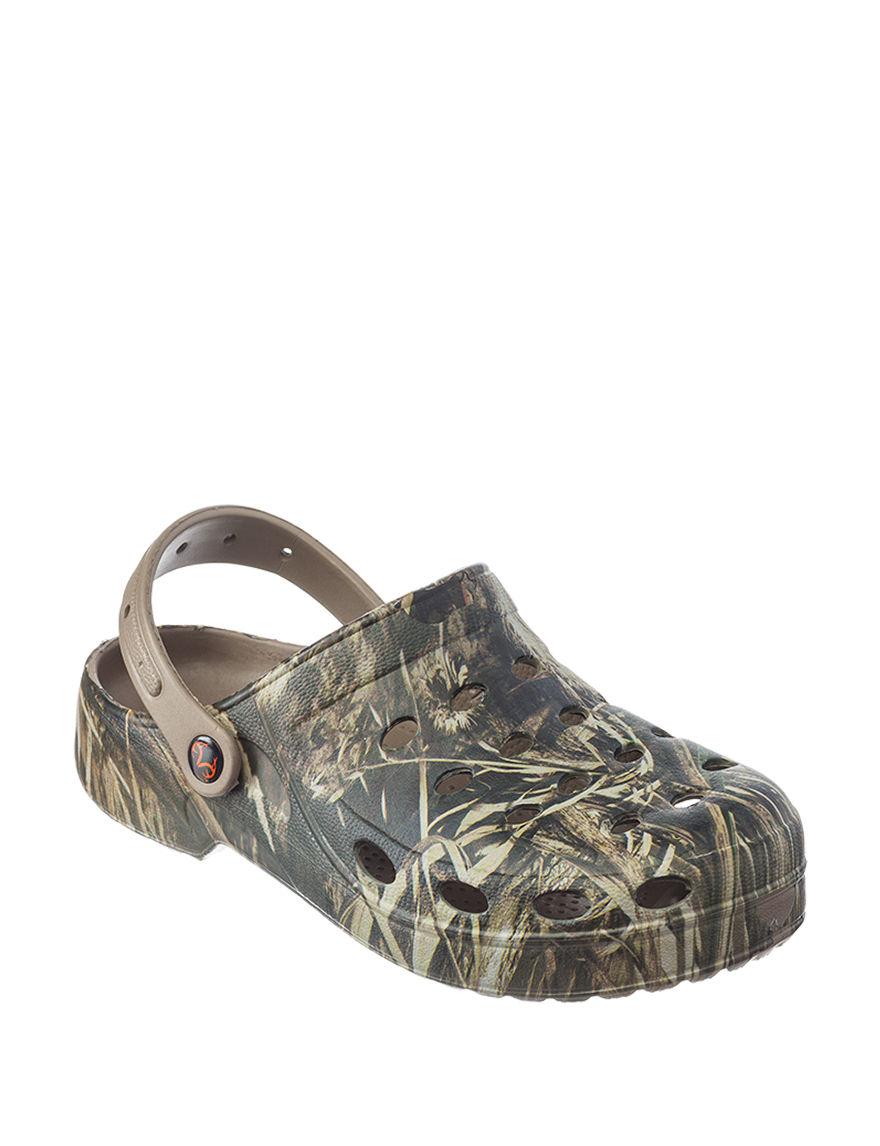 Realtree Camo Slide Sandals