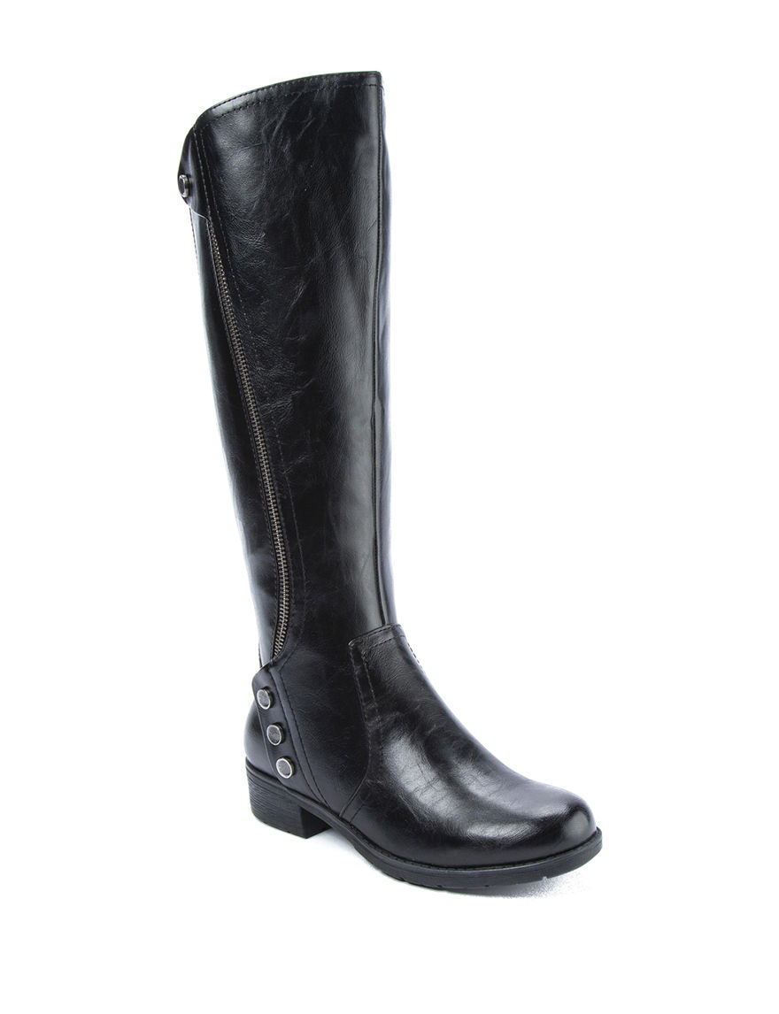 Wear. Ever. Black Riding Boots Comfort