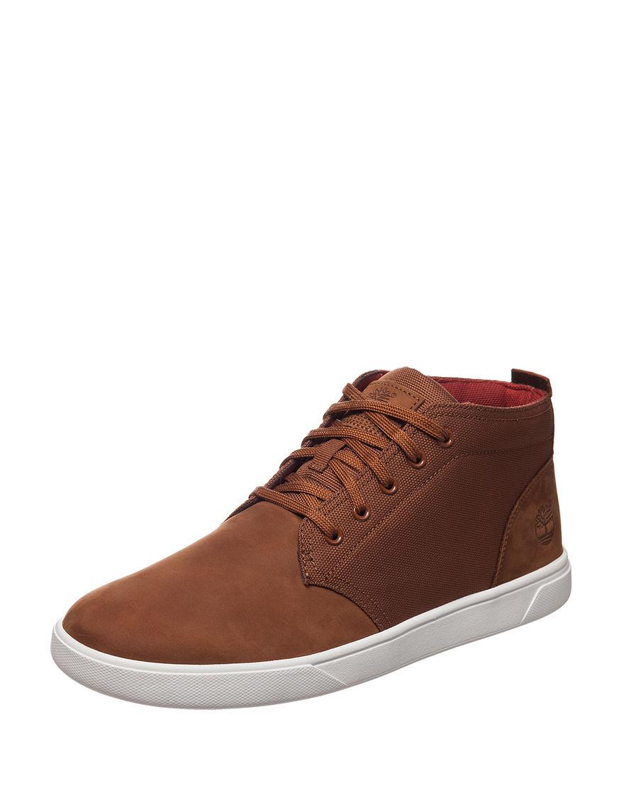 Timberland Medium Brown Chukka Boots