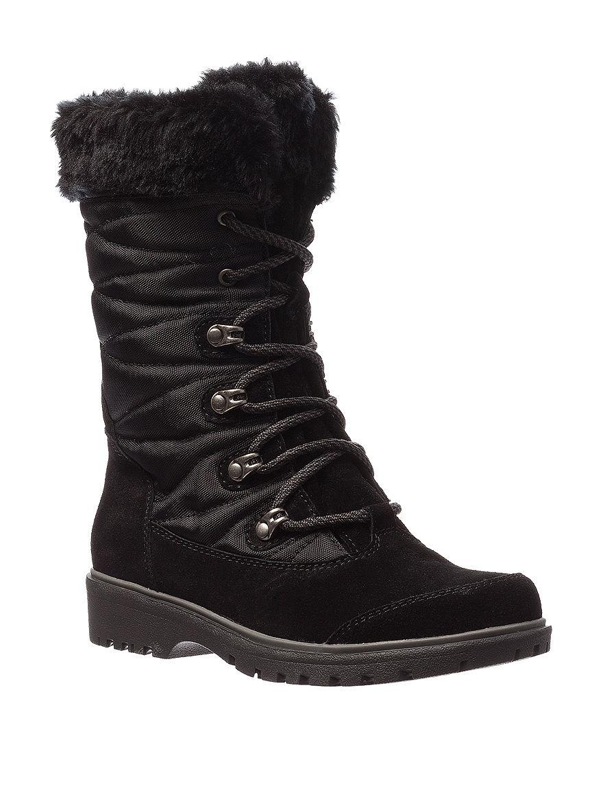 Baretraps Black Winter Boots