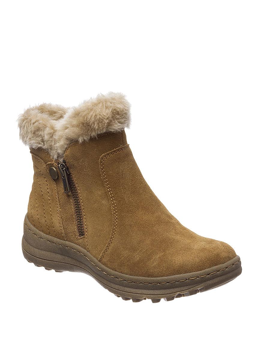Bare Traps Medium Brown Winter Boots