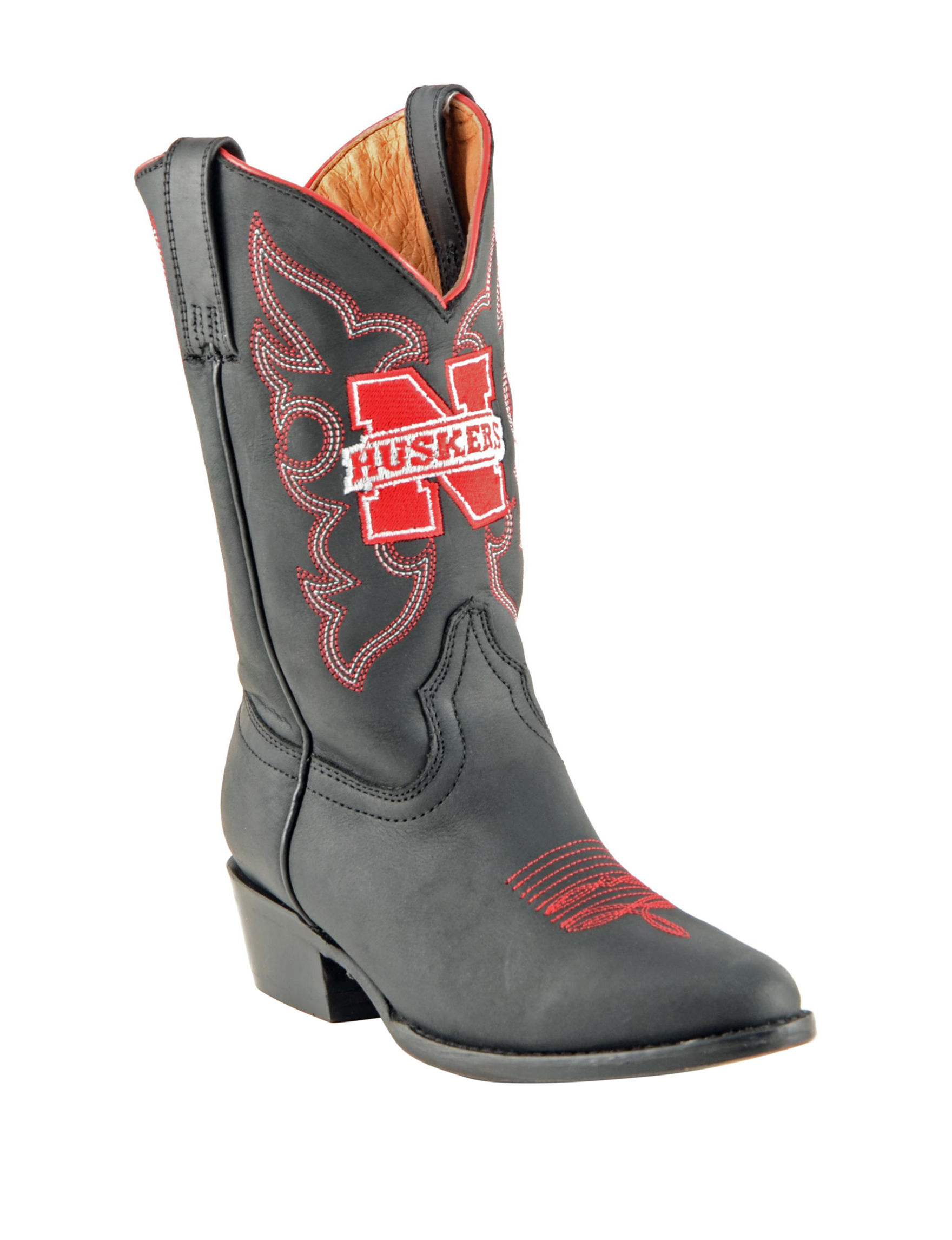 Gameday Boots Black